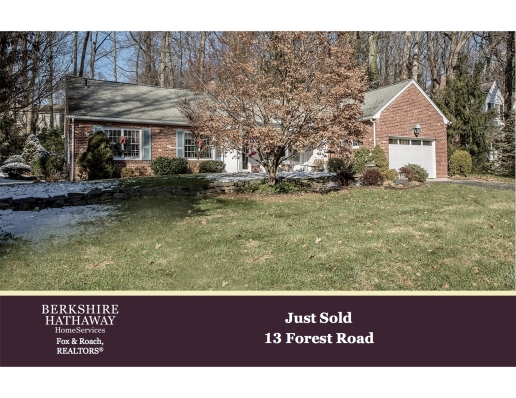 13 Forest, Just Sold